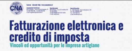 FATTURAZIONE ELETTRONICA, SEMINARIO INFORMATIVO PER LE IMPRESE