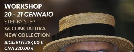 MR SERRONE, WORKSHOP E VISUAL SHOW A SALERNO